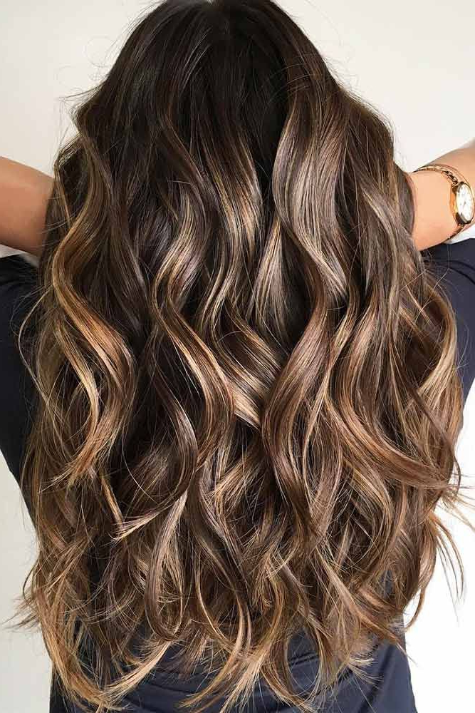 51 Chic Long Haircuts To Refresh Your Look | Hair | Long Hair Styles Within Multi Layered Mix Long Hairstyles (View 3 of 25)