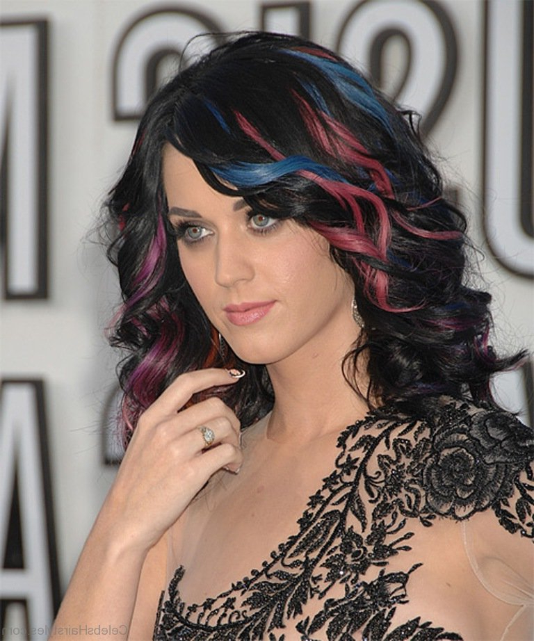 51 Classic Hairstyles Of Katy Perry Regarding Katy Perry Long Hairstyles (View 24 of 25)