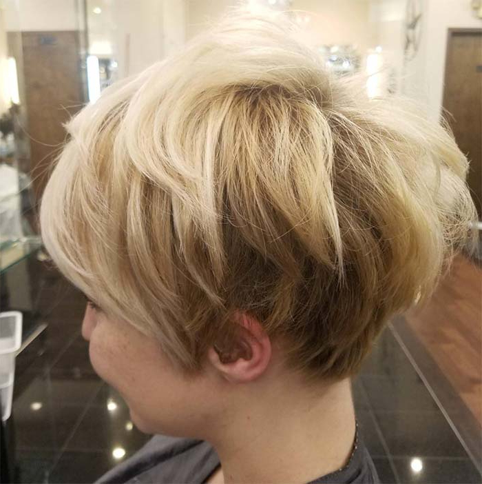 51 Fabulous Layered Haircuts & Hairstyles For Short Hair | Fashionisers© With Long And Short Layers Hairstyles (View 24 of 25)