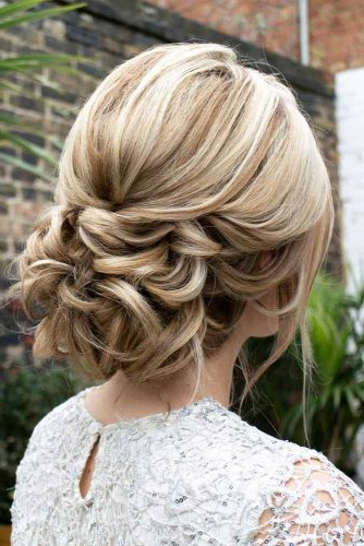 51 Prom Hair Updos, Specially For You – My Stylish Zoo Pertaining To Twisted And Curled Low Prom Updos (View 10 of 25)