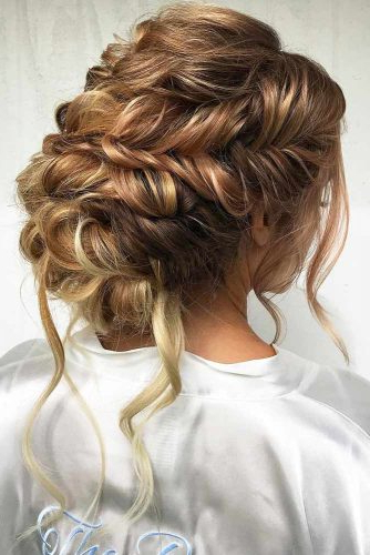 51 Prom Hair Updos, Specially For You – My Stylish Zoo Within Twisting Braided Prom Updos (View 3 of 25)