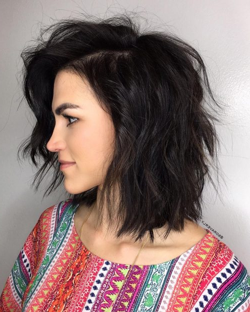 51 Stunning Medium Layered Haircuts (Updated For 2019) Within Neck Long Hairstyles (View 17 of 25)