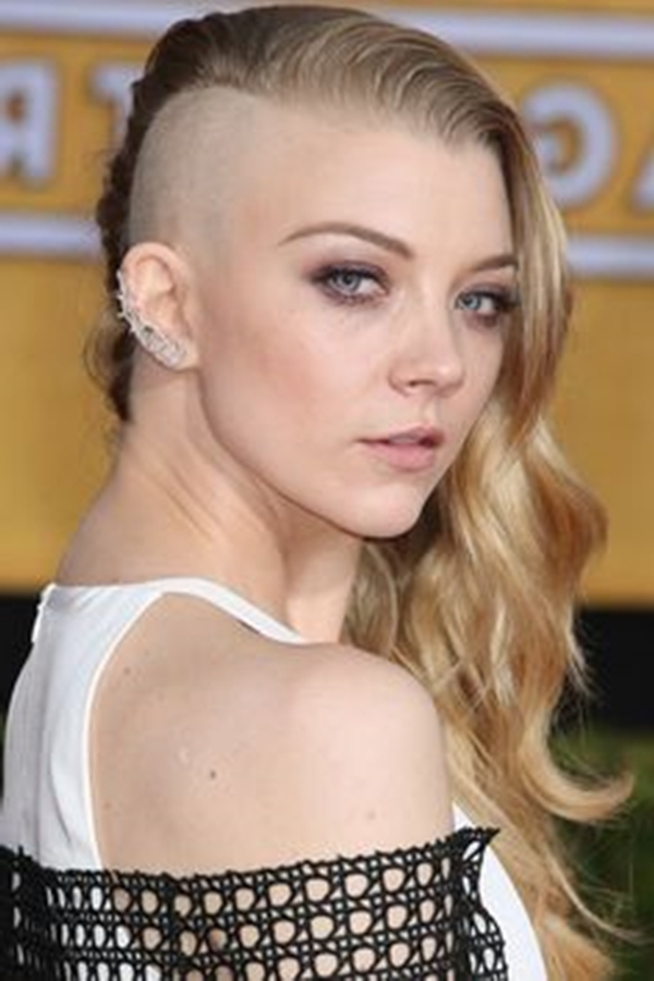 52 Of The Best Shaved Side Hairstyles For Hairstyles For Long Hair Shaved Side (View 22 of 25)