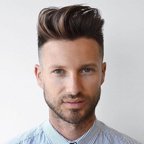 53 Tasteful Quiff Haircut Ideas – Men Hairstyles World In Hairstyles Quiff Long Hair (View 24 of 25)