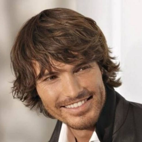 53 Versatile Modern Hairstyles For Men – Men Hairstyles World For Long Hairstyles Modern (View 21 of 25)