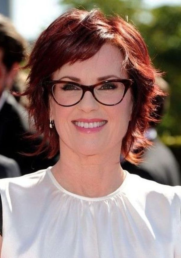 54 Short Hairstyles For Women Over (View 12 of 25)