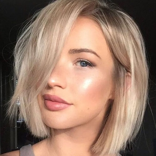 55 Alluring Short Haircuts For Thick Hair | Hair Motive Hair Motive Intended For Long Choppy Haircuts With A Sprinkling Of Layers (View 12 of 25)
