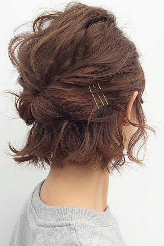 55 Best Short Haircuts 2019 – Quick & Easy To Style | Lovehairstyles Inside Half Short Half Long Hairstyles (View 23 of 25)