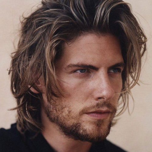 55 Coolest Long Hairstyles For Men (2019 Update) – Men Hairstyles World Regarding Sixties Long Hairstyles (View 24 of 25)
