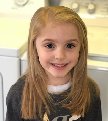 55 Cute Haircuts For Girls 2018 – Mrkidshaircuts Inside Long Haircuts For Tweens (View 6 of 25)