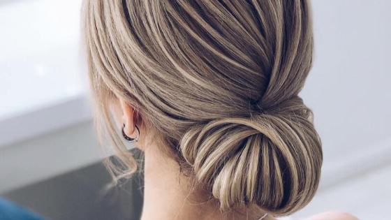 55 Elegant Prom Hairstyles – Belletag With Chic Waterfall Braid Prom Updos (View 25 of 25)