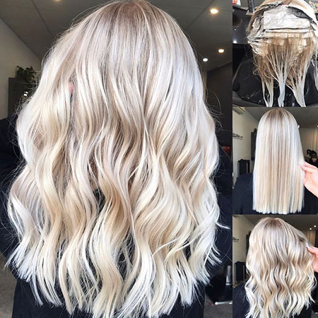 55 Long Blonde Hair Color – Blonde Hairstyles 2017 Intended For Long Blonde Hair Colors (View 18 of 25)