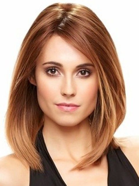 55 Perfect Hairstyles For Heart Shaped Faces – Hairstylecamp In Long Haircuts For Heart Shaped Faces (View 15 of 25)