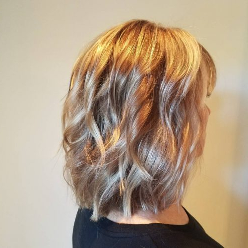 55 Perfect Hairstyles For Thick Hair (Popular For 2019) Regarding Long Hairstyles With Layers For Thick Hair (View 23 of 25)