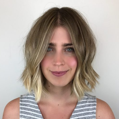 55 Perfect Hairstyles For Thick Hair (Popular For 2019) With Long Haircuts For Oval Faces And Thick Hair (View 8 of 25)