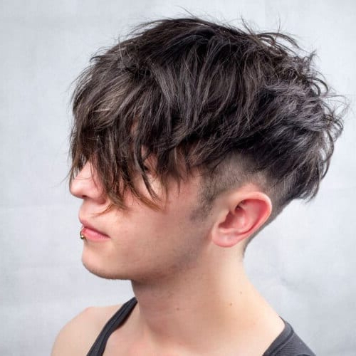 55 Undercut Hairstyle Ideas For Men – Men Hairstyles World Inside Long Hairstyles Undercut (View 18 of 25)