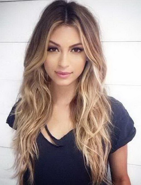56 Hairstyles For Girls In Their 20S | Hairstylo With Long Hairstyles For Women In Their 20S (View 4 of 25)