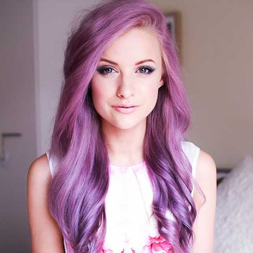56 Hairstyles For Girls In Their 20S | Hairstylo With Regard To Long Hairstyles For Women In Their 20S (View 13 of 25)