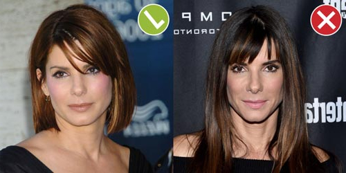 6 Hairstyle That Make You Look 10 Years Younger With Long Hairstyles Look Younger (View 10 of 25)