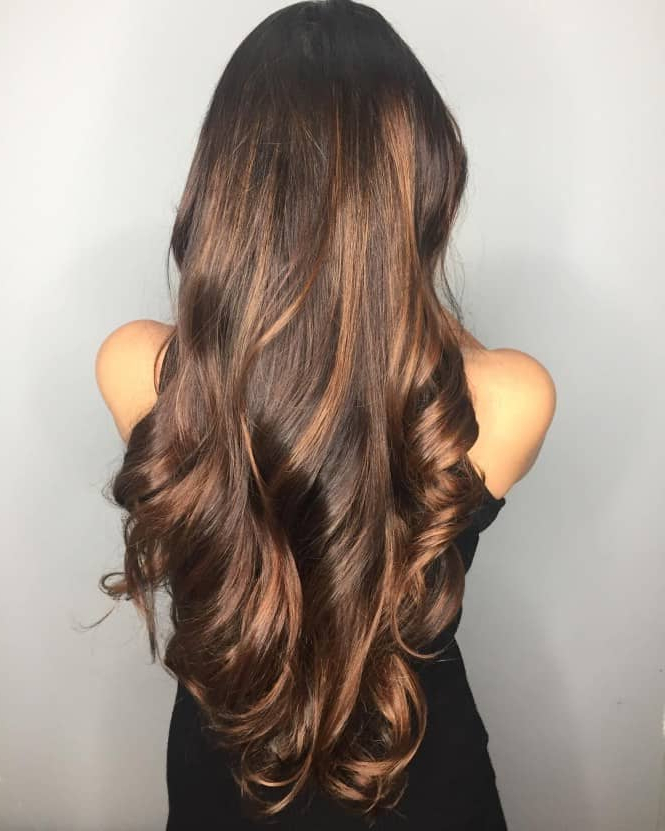 6 Unbeatable 'v' Shape Haircuts For Women [2019] Inside Long Hairstyles V Cut (View 17 of 25)