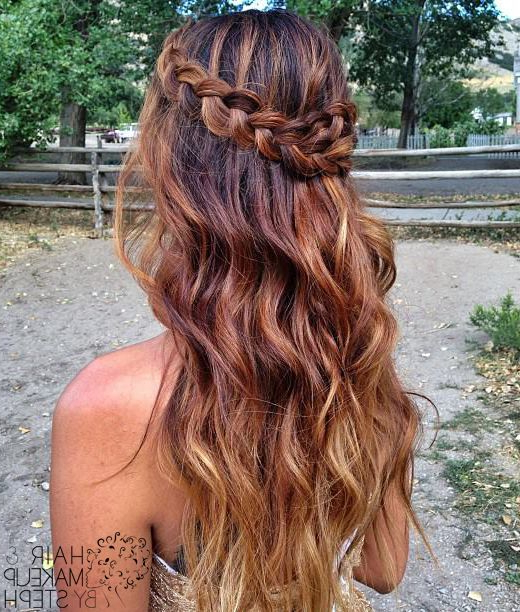Featured Photo of Boho Long Hairstyles
