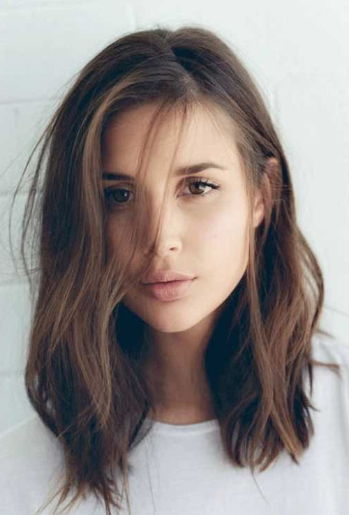 60 Gorgeous Blunt Cut Hairstyles – The Haircut That Works On For Blunt Cut Long Hairstyles (View 16 of 25)