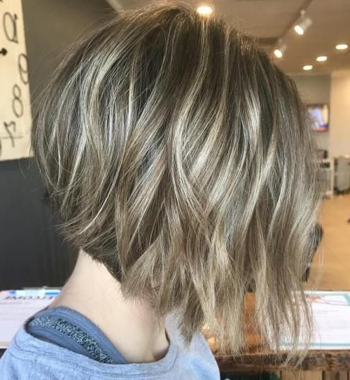 60 Layered Bob Styles: Modern Haircuts With Layers For Any Occasion With Long Texture Boosting Layers Hairstyles (View 7 of 25)