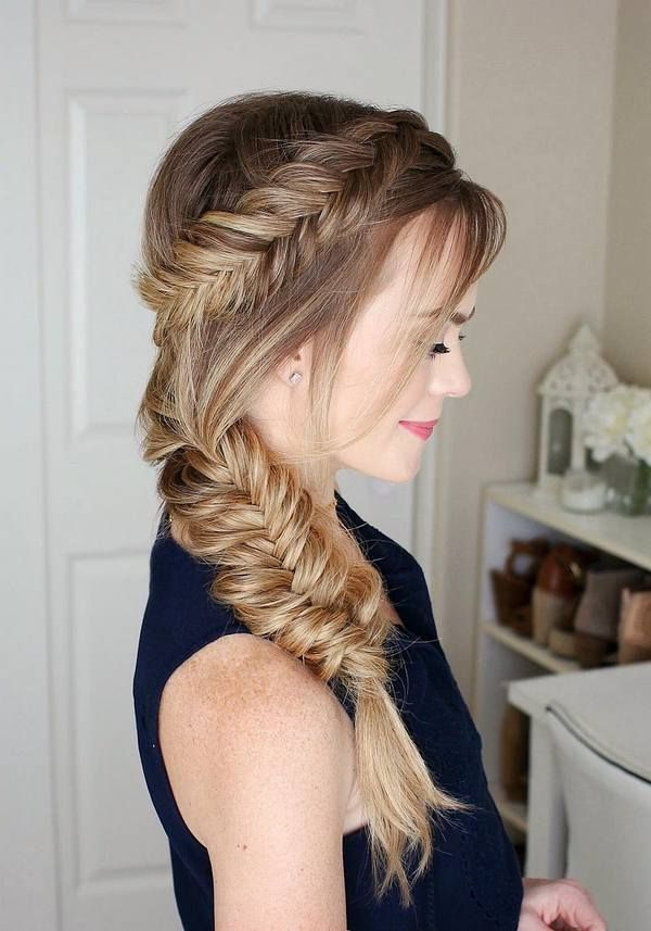 60 Long Hairstyles For Special Occasion From Missy Sue | Long Within Formal Dutch Fishtail Prom Updos (View 13 of 25)
