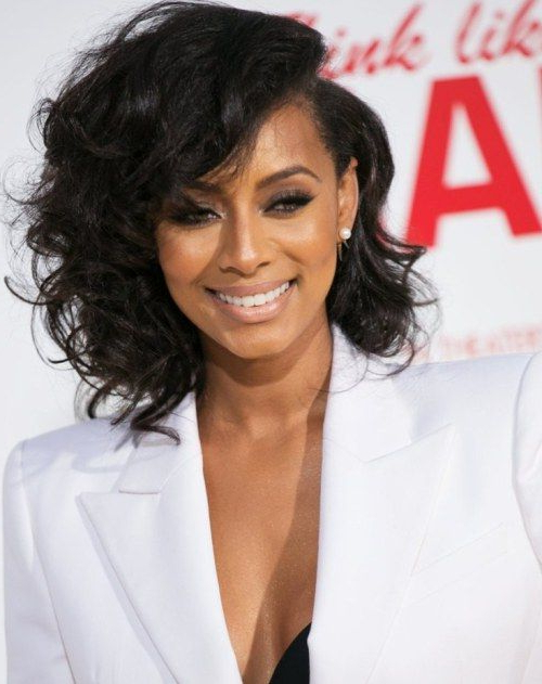 60 Showiest Bob Haircuts For Black Women | Hair | Long Hair Styles Pertaining To Keri Hilson Long Hairstyles (View 6 of 25)