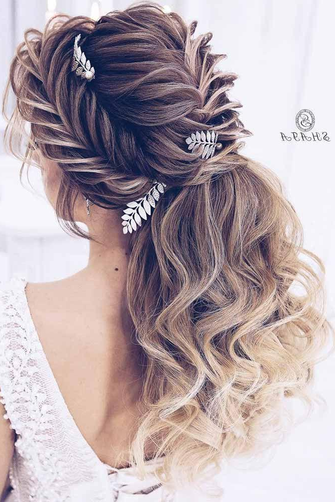60 Stunning Prom Hairstyles For Long Hair For 2018 #2827260 – Weddbook Regarding Long Hairstyles For Prom (View 24 of 25)