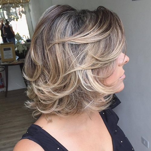 60 Unbeatable Haircuts For Women Over 40 To Take On Board In 2019 In Long Hairstyles For 40 Year Old Woman (View 24 of 25)