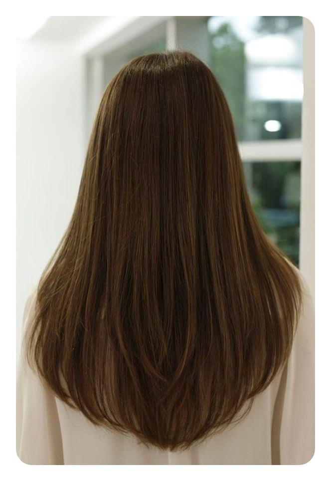 60 V Cut And U Cut Hairstyles To Give You The Right Angle Throughout Long Hairstyles U Shaped (View 3 of 25)