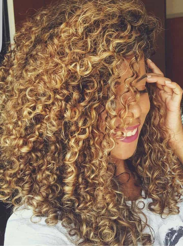 61 Charming Perms Dedicated To Long Hair – Hairstylecamp Throughout Long Permed Hair With Bangs (View 10 of 25)