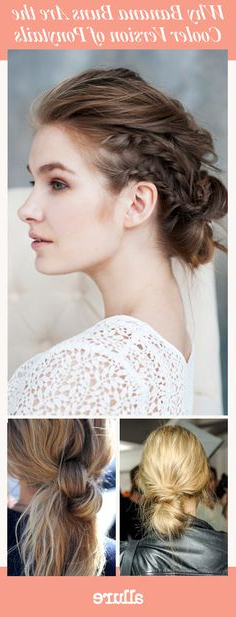 61 Great Prom Hair Images | Hairstyle Ideas, Pig Tails, Ponytail Inside Dishevelled Side Tuft Prom Hairstyles (View 10 of 25)