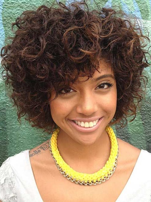 61 Short Hairstyles That Black Women Can Wear All Year Long With Regard To Cute Long Hairstyles For Black Women (View 17 of 25)