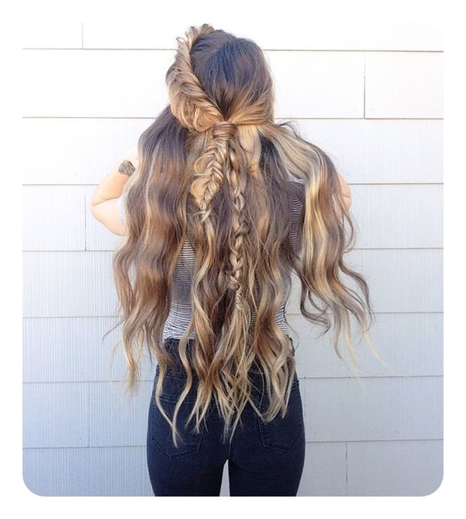 63 Cool Boho Hairstyles You Are Sure To Love Regarding Boho Long Hairstyles (View 5 of 25)