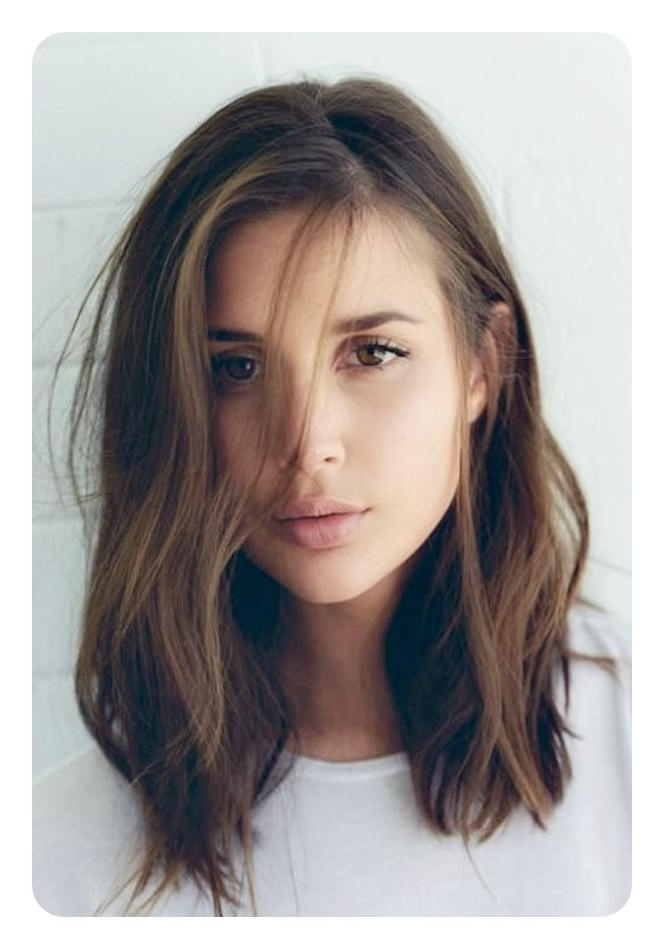 63 Refreshing Long Bob Hairstyles For 2019 Inside Long Hairstyles Bob (View 15 of 25)