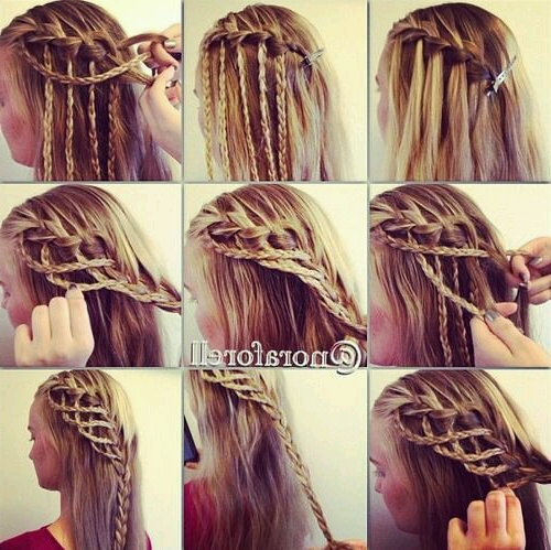 64 Oomph Adding Hairstyles And Diy Hairdo Tutorials For Long Hair To Inside Long Hairstyles Diy (View 24 of 25)