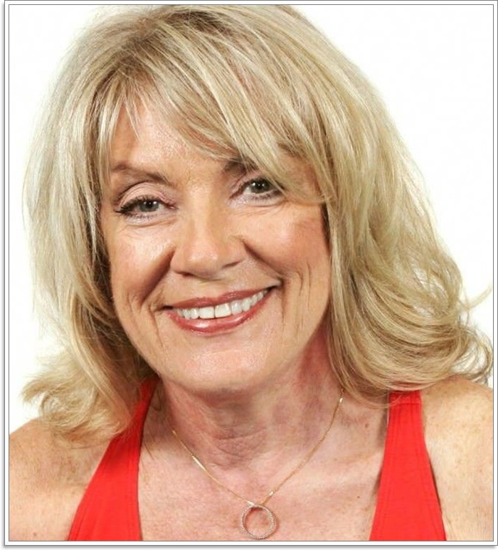 65 Gracious Hairstyles For Women Over 60 Pertaining To Long Hairstyles Over (View 21 of 25)
