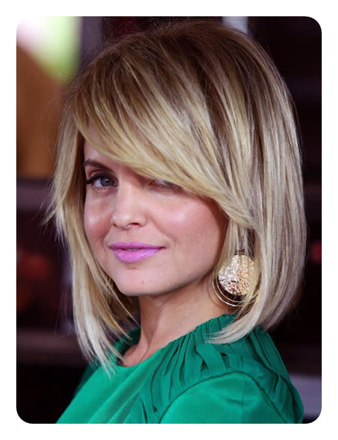 66 Beautiful Long Bob Hairstyles With Layers For 2019 – Style Easily Within Long Bob Hairstyles With Bangs (View 13 of 25)