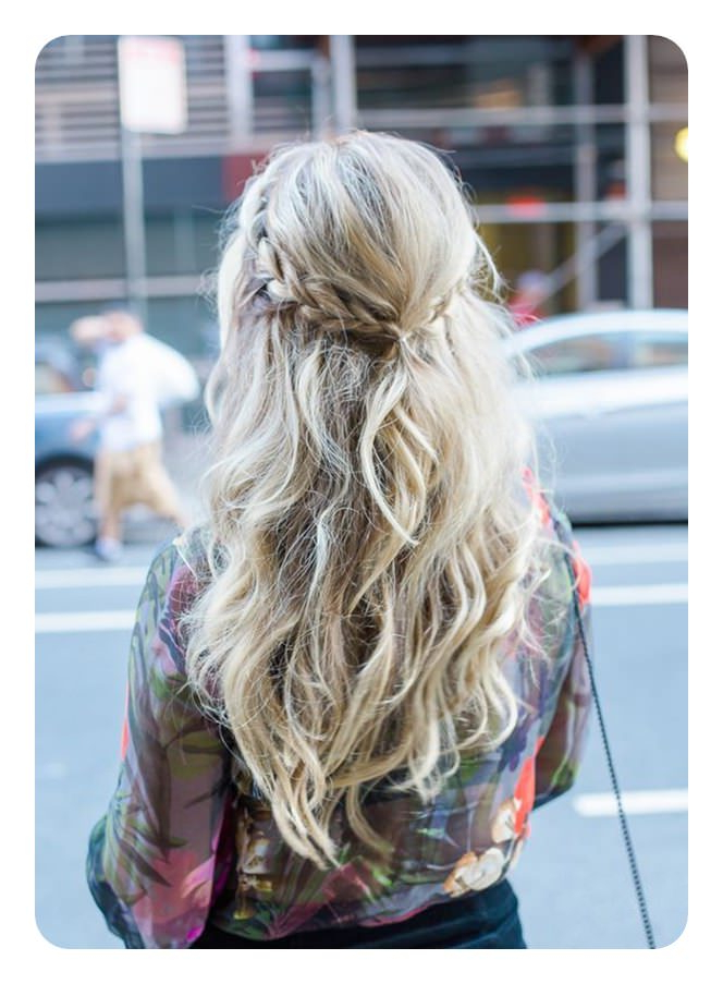 66 Boho Hairstyles For Curly And Straight Hair – Style Easily With Regard To Boho Long Hairstyles (View 12 of 25)