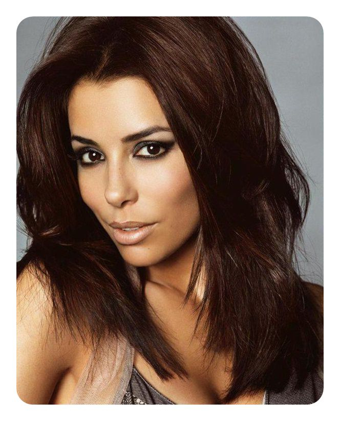 67 Amazing Chocolate Brown Hairstyles To Brighten Your Look Within Dark Brown Long Hairstyles (View 17 of 25)