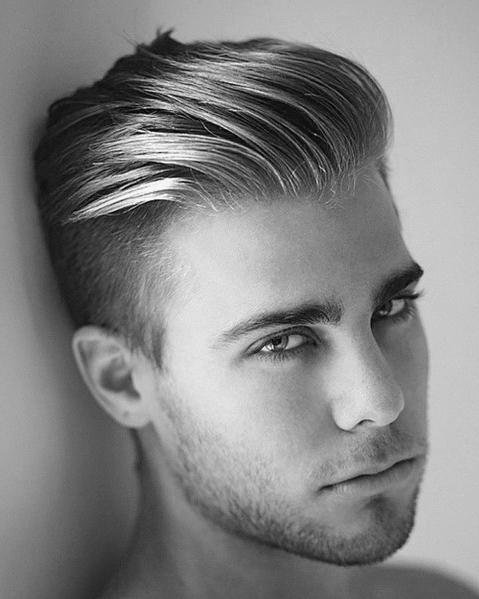 68 Amazing Side Part Hairstyles For Men – Manly Inspriation Regarding One Side Long Hairstyles (View 19 of 25)