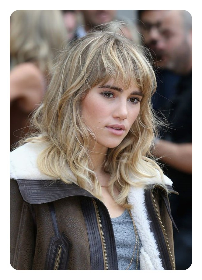 68 Long And Short Shag Haircuts For 2019 – Style Easily Intended For Long Shaggy Hairstyles For Fine Hair (View 11 of 25)