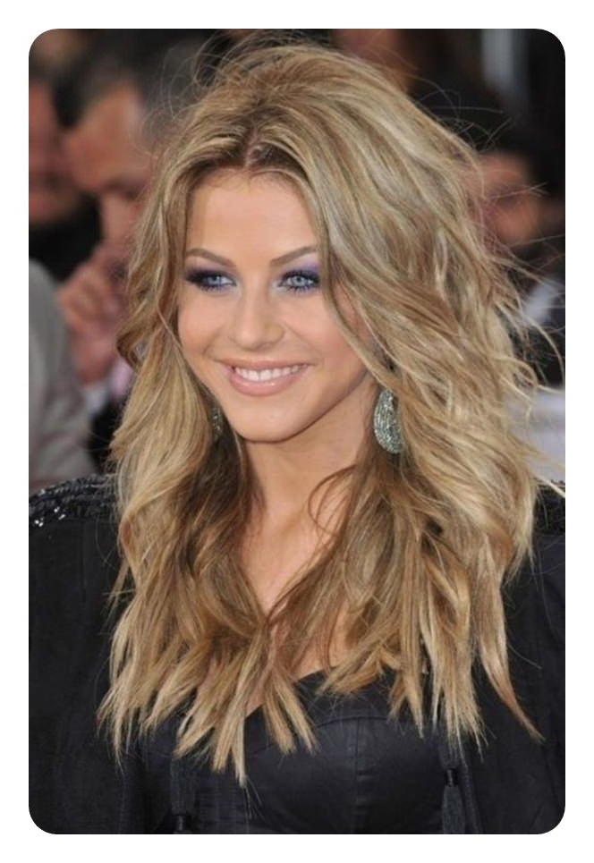 68 Long And Short Shag Haircuts For 2019 – Style Easily Throughout Long Hair Shaggy Layers (View 14 of 25)