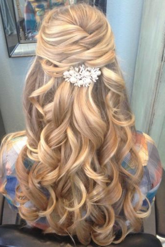 68 Stunning Prom Hairstyles For Long Hair For 2019 Within Long Hairstyles For Dances (View 16 of 25)