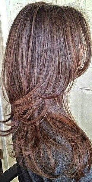 69 Cute Layered Hairstyles And Cuts For Long Hair | Hair & Beauty Intended For Layers For Super Long Hairstyles (View 16 of 25)