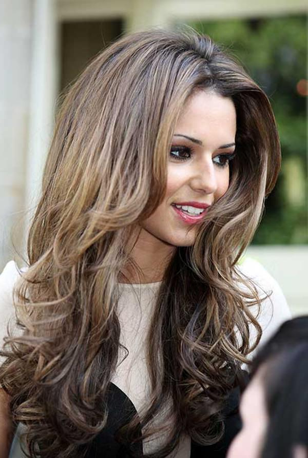 69 Gorgeous Ways To Make Layered Hair Pop Within Long Hairstyles Layered In Front (View 13 of 25)