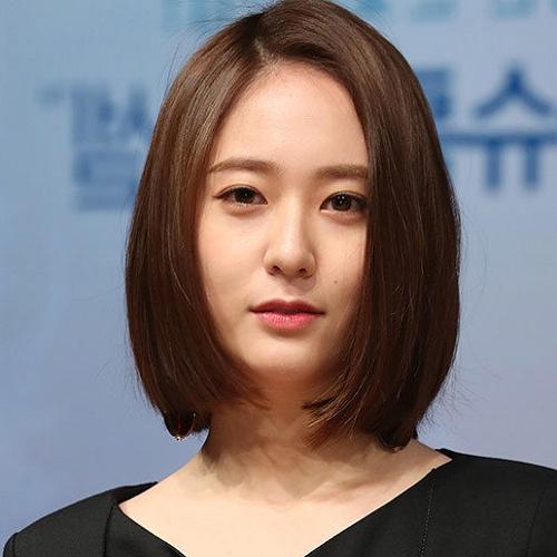 7 Bob Hairstyles Inspiredyour Favourite Korean Celebs with Semi Long Hairstyles Korean