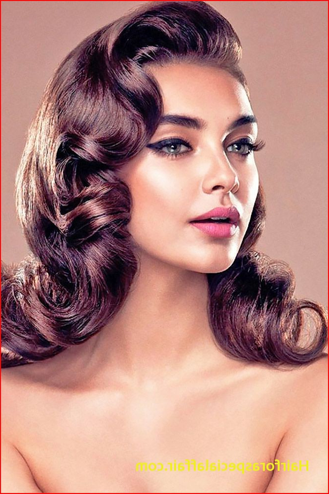 7+ Easy 50S Hairstyles For Long Hair – Long Hairstyle – Beautiful With Regard To Easy Vintage Hairstyles For Long Hair (View 14 of 25)